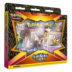 Pokémon TCG: Shinig Fates - Pin Collection - Ded...