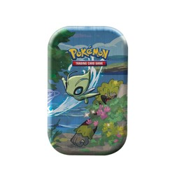 Pokémon Shining Fates Mini Tin - Celebi/Rillaboo...