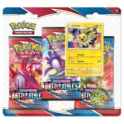 Pokémon Sword & Shield - Battle Styles 3 Blister Booster - Jolteon