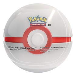 Pokémon TCG: Pokéball Tin - Premiere Ball (SS 2021)