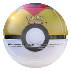 Pokémon TCG: Pokéball Tin - Level Ball (SS 2021)
