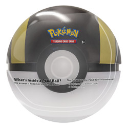 Pokémon TCG: Pokéball Tin - Ultra Ball (SS2021)