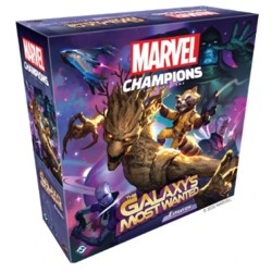 Marvel Champions: The Card Game - The Galaxy's M...