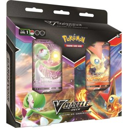 Pokémon TCG: Victini V / Gardevoir V Battle Deck bundle