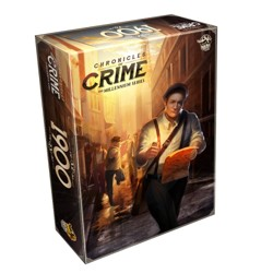 Chronicles of Crime 1900 (The Millennium Series)
